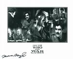 Terrence Bayler (Doctor Who) - Genuine Signed Autograph 8316